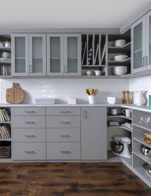 Kitchen Pantry Organizers | Custom Kitchen Cabinets ...