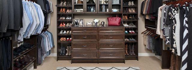 Should You DIY Your Master Bedroom Closet?