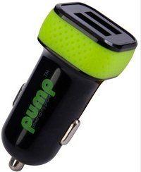 PUMP Dual Car Charging Plug