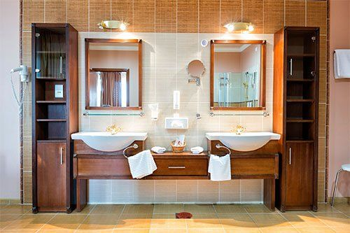 Bathroom Cabinets Tampa custom cabinets tampa bay, fl | cabinet design & installation