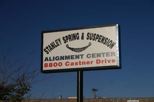 Stanley Spring & Suspension - Home