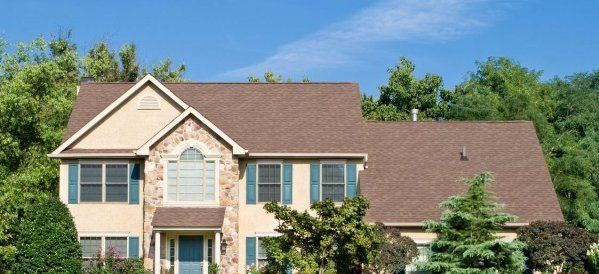 A complete roofing service job in Elsmere, KY