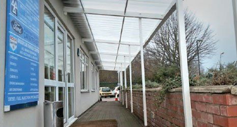 Cost-effective canopies