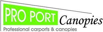 Pro port canopies logo