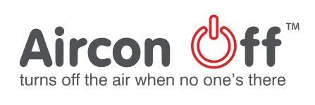the saver group aircon off business logo