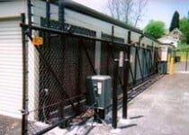 Commercial Fencing Ohio West Virginia And Pennsylvania
