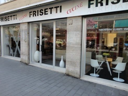 Frisetti Mobili Via Gallia Roma.Cucine Roma Arredamenti Frisetti Design