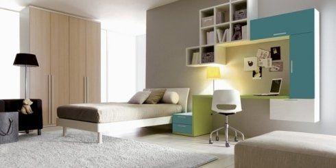 Soluzioni per camere per ragazzi - Roma - Arredamenti Frisetti Design