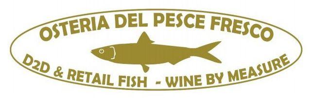 Osteria del Pesce Fresco - Logo
