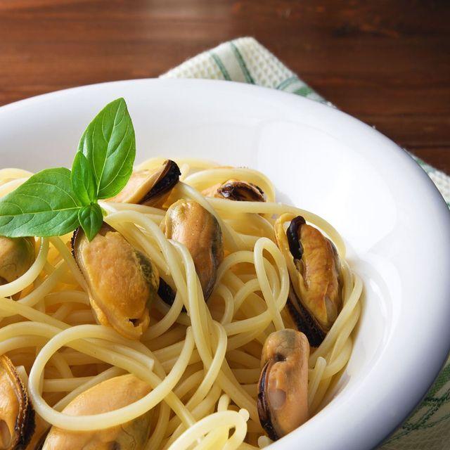 Spaghetti con le cozze ad Osteria del Pesce Fresco a Pieve A Nievole