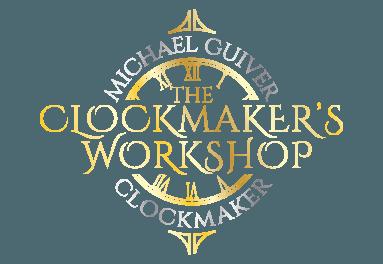 The Clockmaker's workshop logo