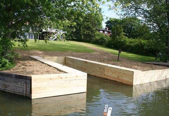 Sea Walls - Clay, NY - Docks By Dom, LLC