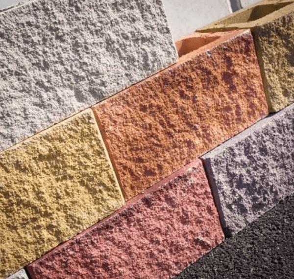 Blocchi In Cemento Per Edilizia Latina Picca Augusto