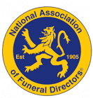 National Association of Funeral Directors logo