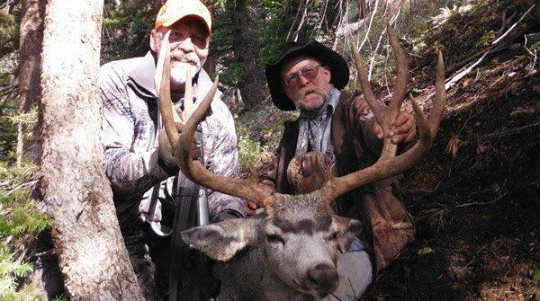 Wyoming mule deer hunting, WY mule deer hunt, Wyoming Outfitter