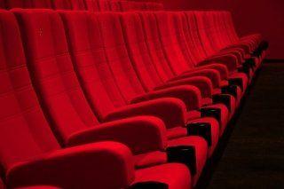 poltrone di un cinema