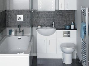 furnished bathrooms