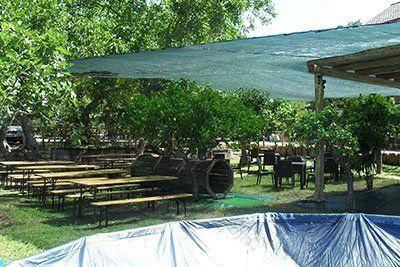 Area perfetta per picnic a Postiglione