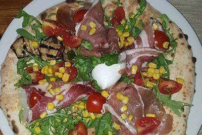 Pizza fresca di Cip & Ciop a Postiglione
