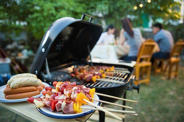 Barbecue all'agriturismo Cip e Ciop in Postiglione