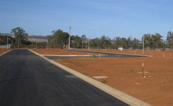 subdivision land in para west