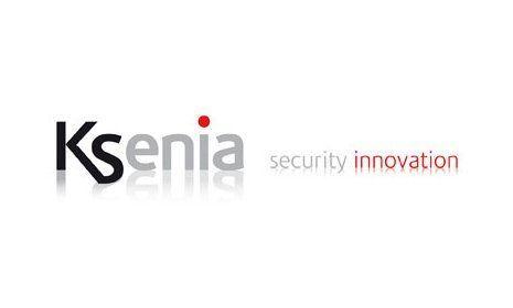 logo Ksenia security innovation