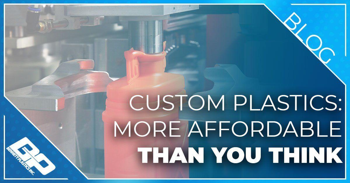 定制塑料:比你想象的更实惠万博ManBetX无法提款