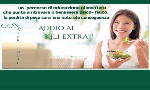 Volantino di educazione alimentare