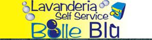 Lavanderia Self Service Bolle Blu- logo