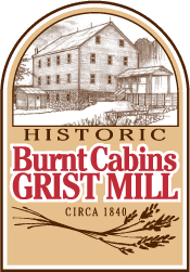 Burnt Cabins Grist Mills Logo