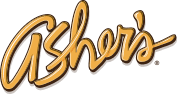 Asher's Chocolate Logo