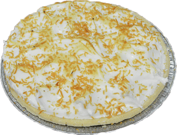 Lemon Meringue (Full Pie)