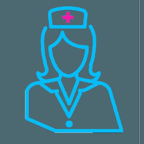 icona infermiera