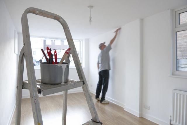 All American Painters LLC Apex NC Residential Painting - Residential painting
