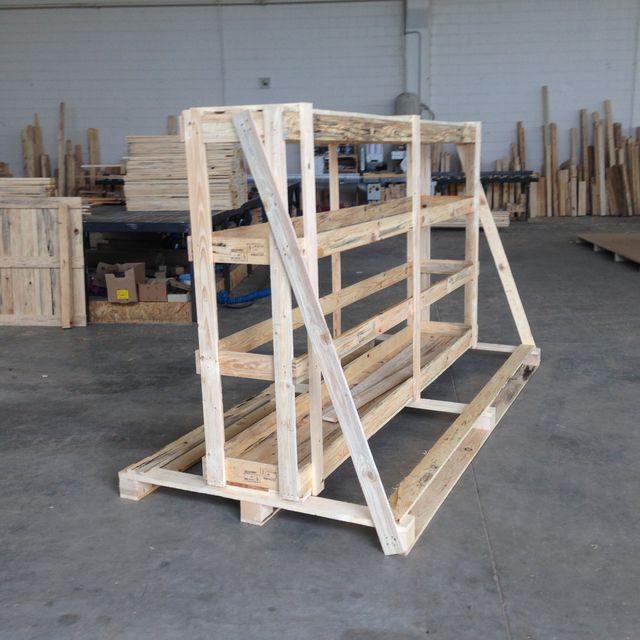 Imballaggi in legno presso Solo Imballaggi a Gerenzano