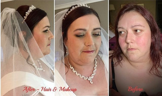 Airbrush-Bridal-Makeup-by-Jax-Glam-for-Laura-by-A-Tall-Long-Legged-Bird Wedding September TYTHE-BARN PRISTON MILL North Somerset