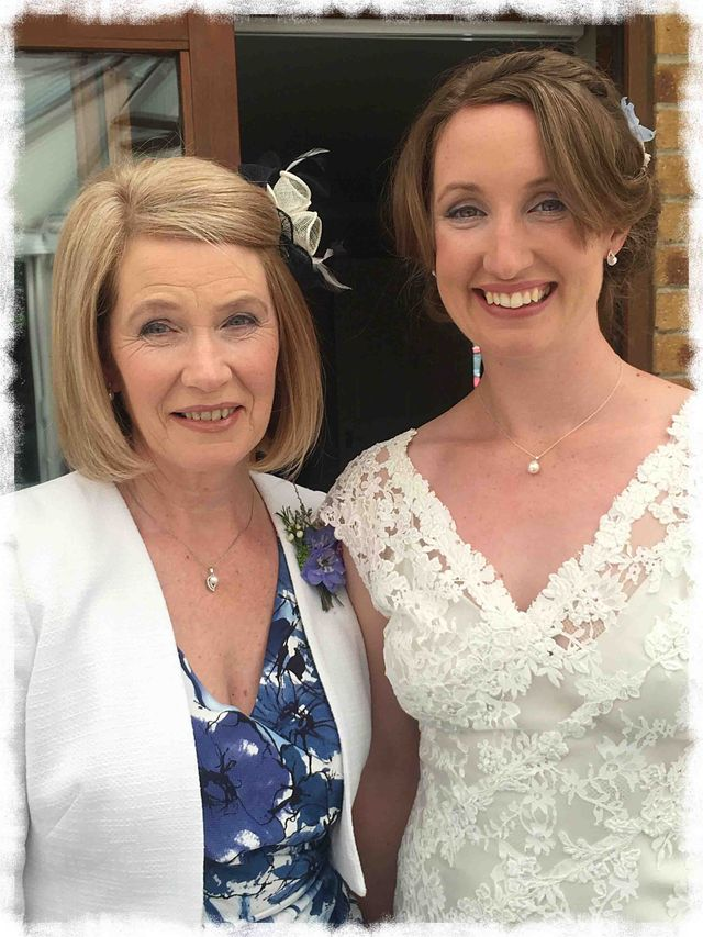 Bristol Wedding Makeup Artist Bride and Mother of the Bride July 2015
