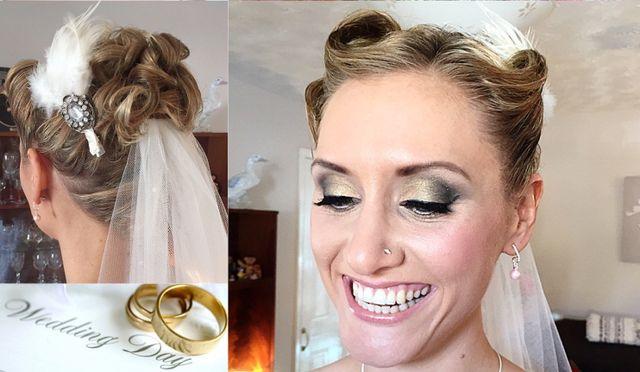 Mobile Bridal Airbrush Makeup Artist & Wedding Hair Styling