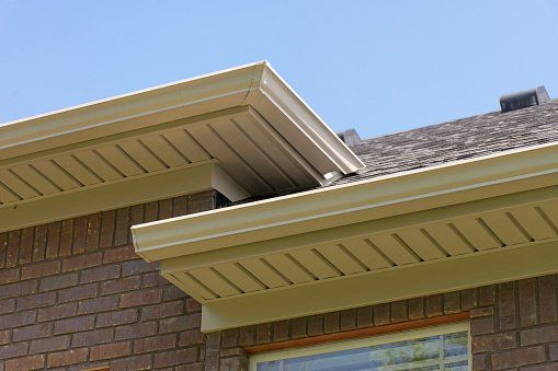 Seamless Gutters | Knoxville, TN | Hatcher's Siding