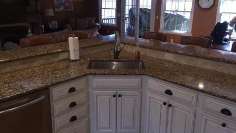 Beau High Quality Cabinets For Kitchens In Newark, OH