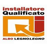 Installatore qualificato Albo legnolegno - Logo