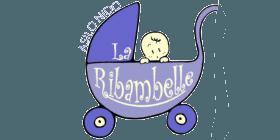 ASILO NIDO LA RIBAMBELLE LA CASA DELLE TATE logo