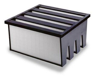 Air filters - Burnley - Air System Services - Compact Filter