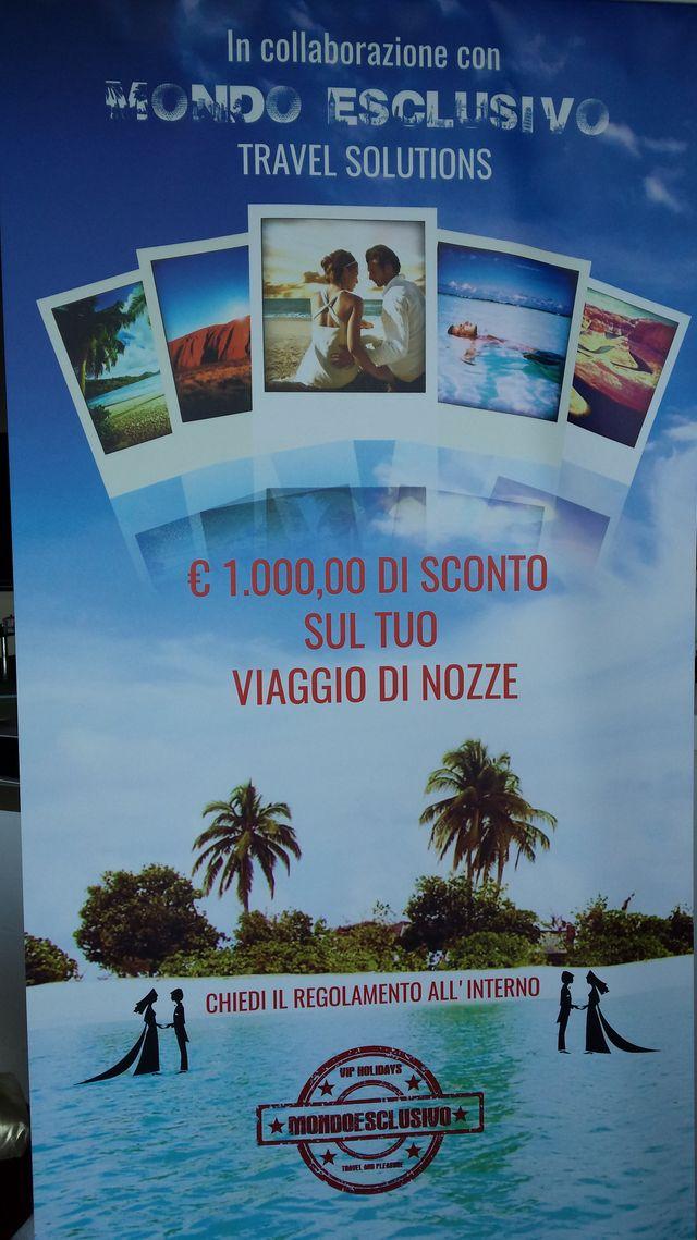 offerta mondo esclusivo presso Atelier Per Sempre...Insieme a Boara Pisani, Padova