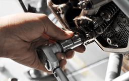 revisione motori, utensileria