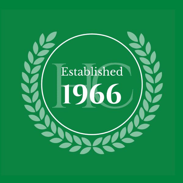 Established 1966 logo