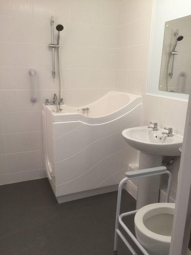 Personalised bathroom fittings