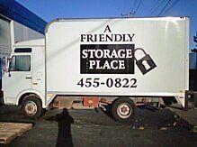 A Friendly Storage Truck U2014 Self Storage In San Rafael, CA. U201cu201c