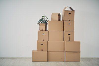 Boxes In New Apartment U2014 Self Storage In San Rafael, CA. U201cu201c