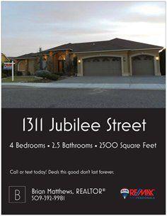 1311 Jubilee Street Richland, WA 99352